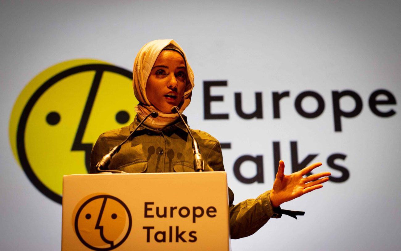"""Europe Talks"" – my talk in Vienna with a ""conservative libertarian"" student"